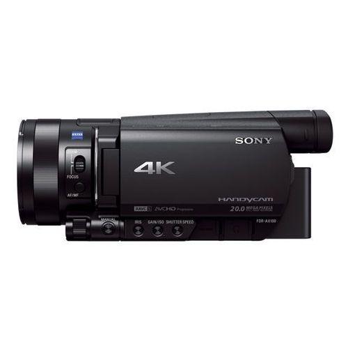 Sony FDR-AX100 Dostawa GRATIS!
