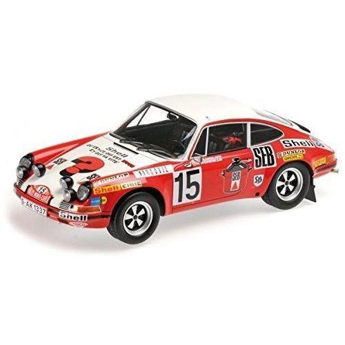 Minichamps Porsche 911 s #15 waldegard/thorszelius rallye monte carlo 1972 - darmowa dostawa! (4012138127210)