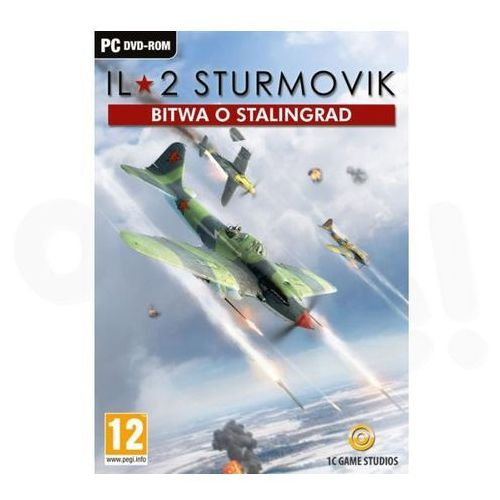 Ił-2 Sturmovik Bitwa o Stalingrad, gra komputerowa
