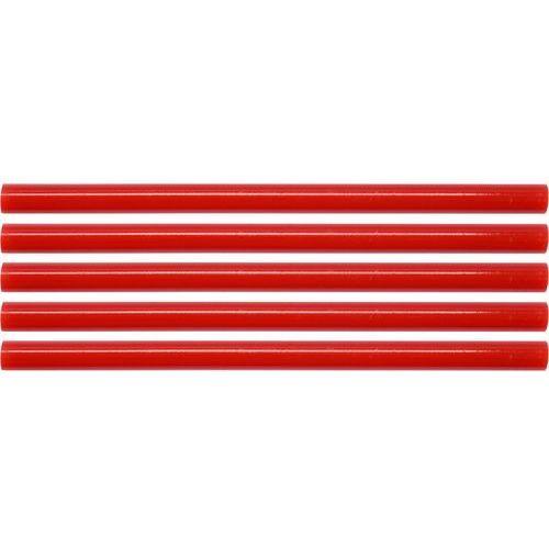 Yato Klej termotopliwy 11,2x200mm 5szt kolor czerwony / yt-82434 /  - zyskaj rabat 30 zł