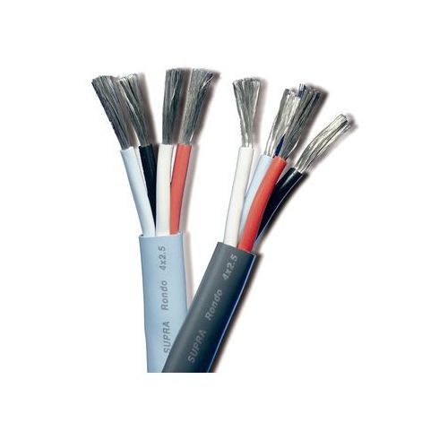 Supra cables Supra rondo 4x2.5 - (na metry)