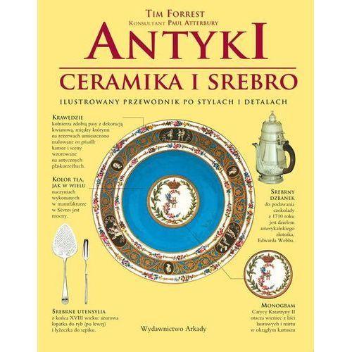 Antyki ceramika i srebro Ilustrowany przewodnik (2012)