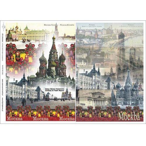 Papier do decoupage 30x42 cm - Produkt Polski