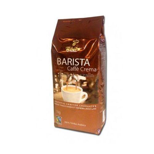 Tchibo BARISTA Caffe Crema kawa ziarnista 1kg