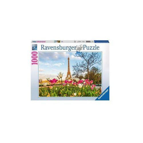 RAVEN. 1000 EL. Paryskie tulipany