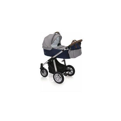 W�zek wielofunkcyjny Dotty Baby Design (granatowy 2018)