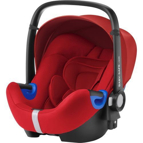 BRITAX ROMER BABY-SAFE i-SIZE FLAME RED 0-13KG (4000984199710)