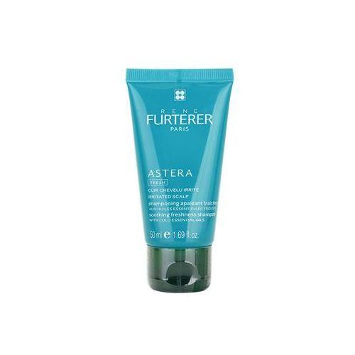 astera kojący szampon do podrażnionej skóry głowy (soothing freshness shampoo with cold essential oils, irritated scalp) 50 ml marki Rene furterer