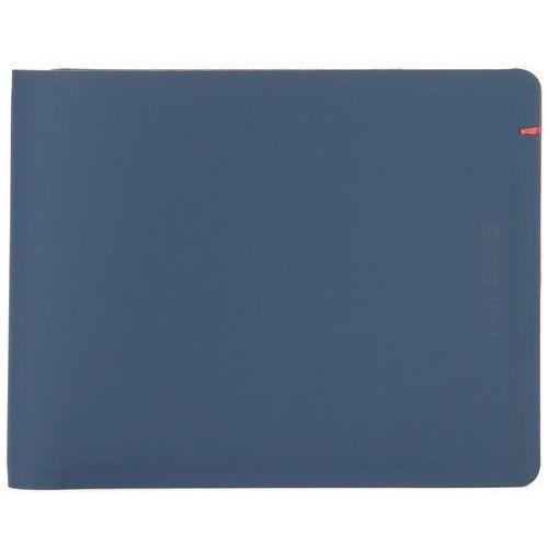 Pacsafe rfidsafe tec bifold walled portfel męski / unisex / granatowo - czerwony - navy / red