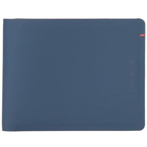 Pacsafe rfidsafe tec bifold walled portfel męski / unisex / navy/red - navy / red