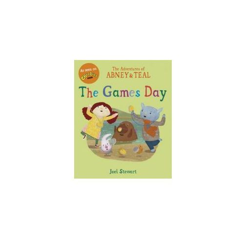 Adventures of Abney & Teal: The Games Day (32 str.)