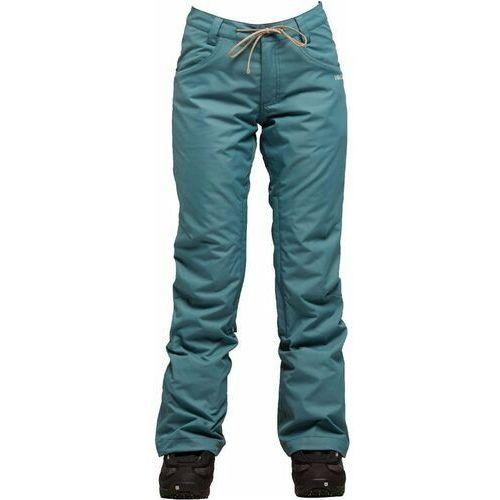 Spodnie - cedar pant hydro blue (hyd) rozmiar: xs marki Nikita
