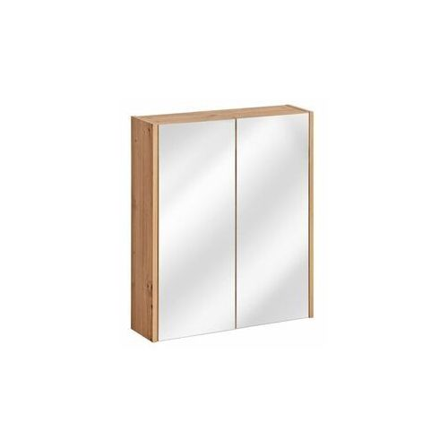 Comad Szafka łazienkowa bez oświetlenia madera 72 x 60