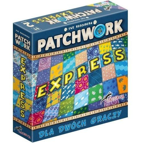 Rebel Patchwork express