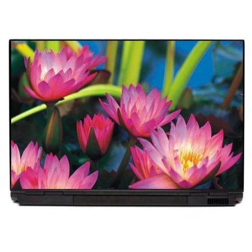 naklejka na laptopa lilie wodne P185