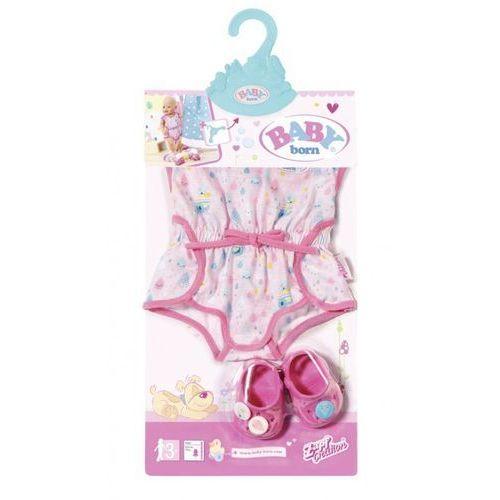 Zapf Baby born: ubranka - piżamka z bucikami w komplecie (4001167824634)