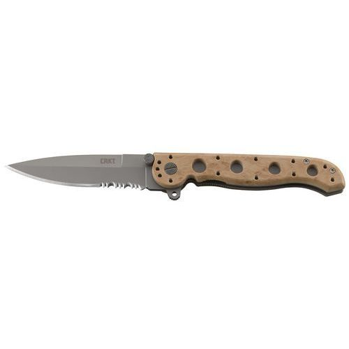 Crkt Nóż m16-13zm desert spear point m16-13zm