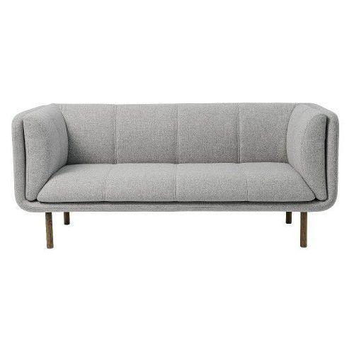 Szara sofa skandynawska Stay, wełna - Bloomingville, kolor szary