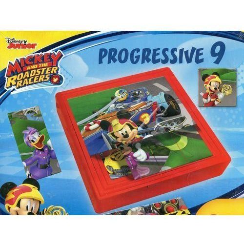 Mickey and the roadster racers Progressive 9, 93754002866ZA (10614999)