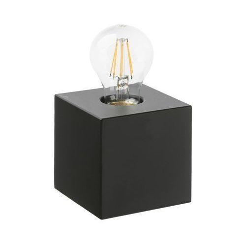Inspire Lampa stołowa scaly 60w e27 czarna