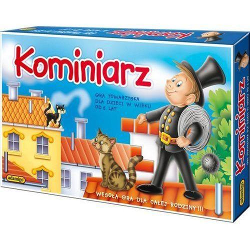 Gra planszowa Kominiarz (5902410006045)