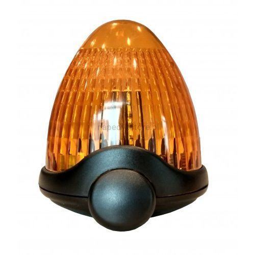 Lampa LED 24V/230V z wbudowaną anteną, Star Motor