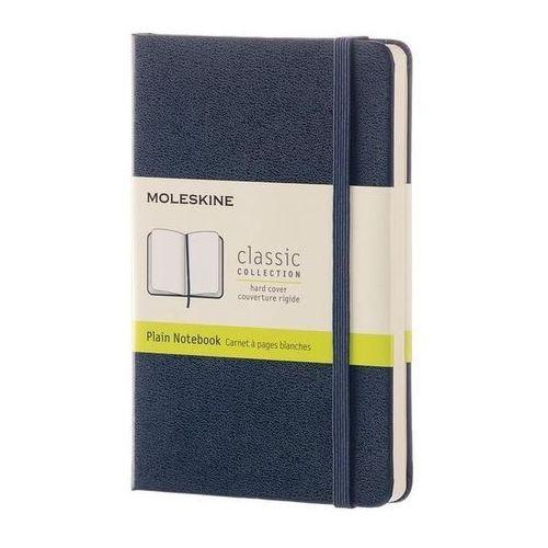 Notes Moleskine Classic P gładki, szafirowy (8051272893649)