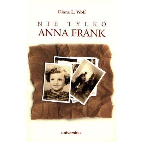Nie tylko Anna Frank, Wolf Diane