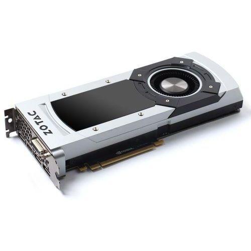 Karta graficzna Zotac GeForce GTX 980 4GB DDR5 (256 bit) HDMI, DVI, 3x DP, Premium Pack (ZT-90205-10P) Darmowy odbiór w 19 miastach!