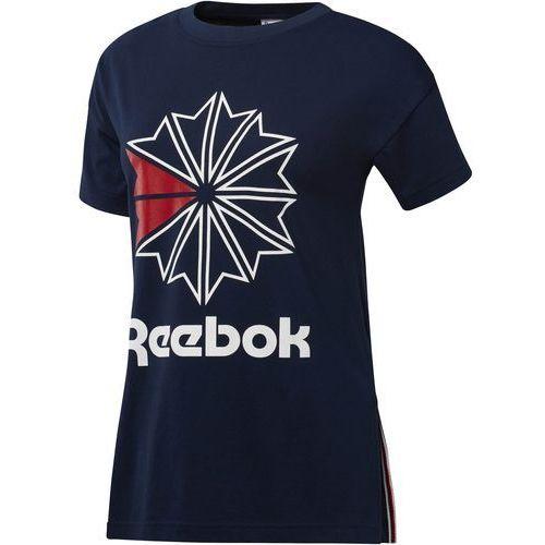 Koszulka Reebok Classics Graphic BS3716, kolor niebieski