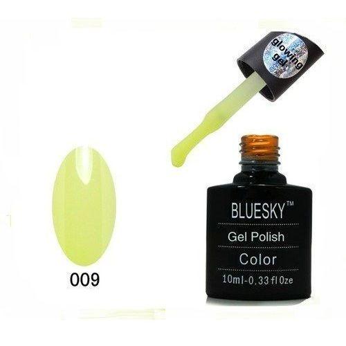 Bluesky  yg09 świecące w ciemności, kategoria: lakiery do paznokci