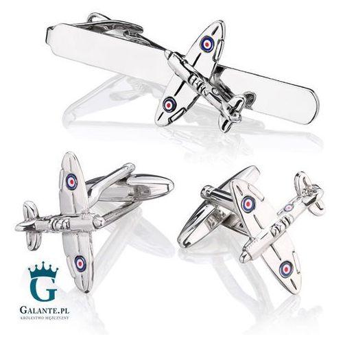 Komplet biżuterii Samoloty SDK-1149, SDK-1149/247
