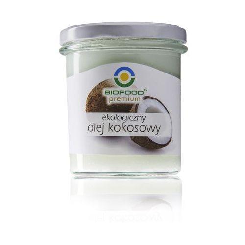 Bio food Olej kokosowy bio 240g - - OKAZJE