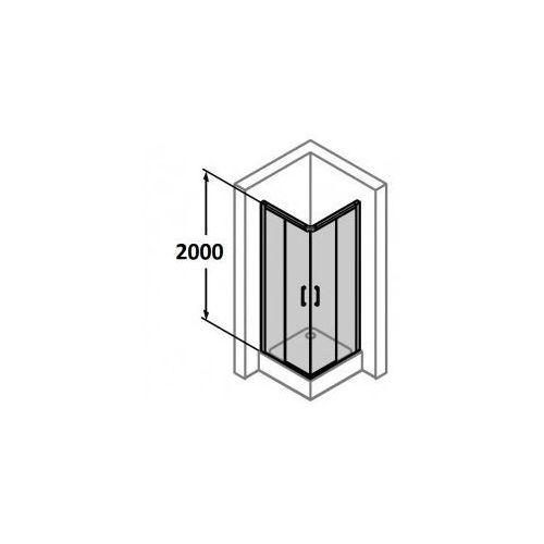 Huppe 90 x 90 (C250020.87.322)