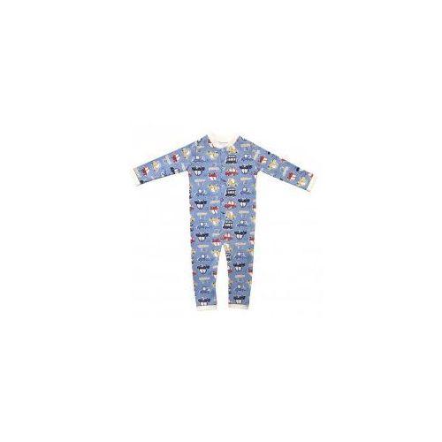 Dolce sonno Rampers pajac niemowlęcy - niebieskie samochody