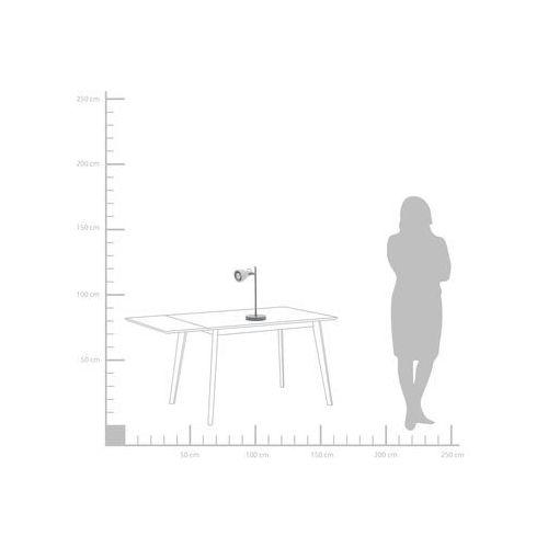 Lampa biurkowa betonowa szara MISTAGO (4251682207942)