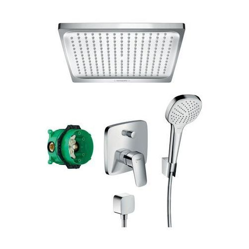 Hansgrohe System podtynkowy mycube