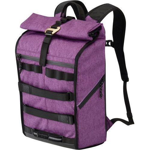 Shimano Tokyo Plecak 17 L fioletowy 2018 Plecaki szkolne i turystyczne, kolor fioletowy