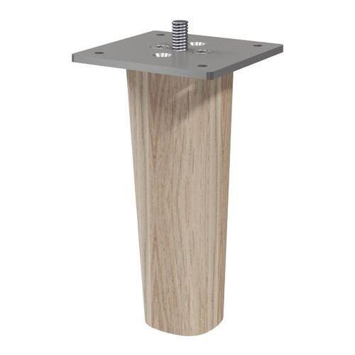 Nóżki drewniane GoodHome Atomia 11 cm 2 szt., KFHAF05
