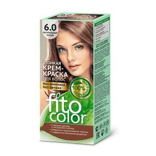FITO*Farba do włosów Fitocolor 6.0 Nat. jasny brąz - FITOCOSMETICS, FITO37