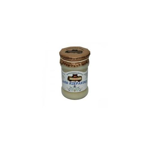 Miód rzepakowy 375 g kaszubskie miody marki Kosecki