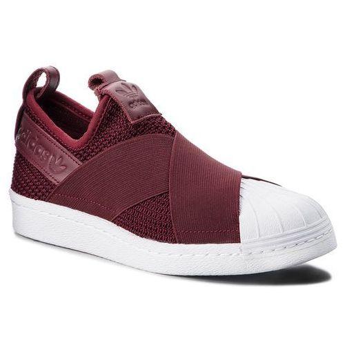 best service 36ad5 87720 Buty adidas - Superstar Slip On W B37371 RednitRednitFtwwht, w 3