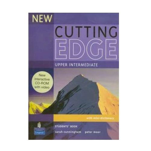 Cutting Edge New Upper-Intermediate Student s Book (+ CD), Longman Pearson Education