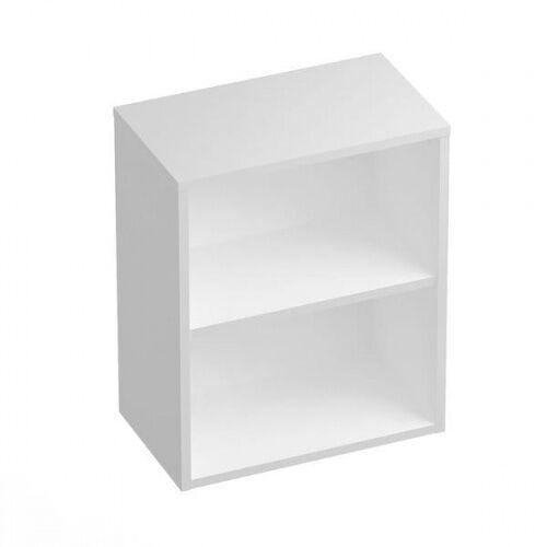 natural szafka 55 cm wisząca słupek boczny biały x000001055 marki Ravak