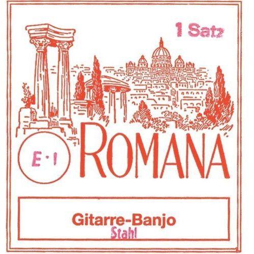 Romana (658737) struny do banjo gitarowego - komplet