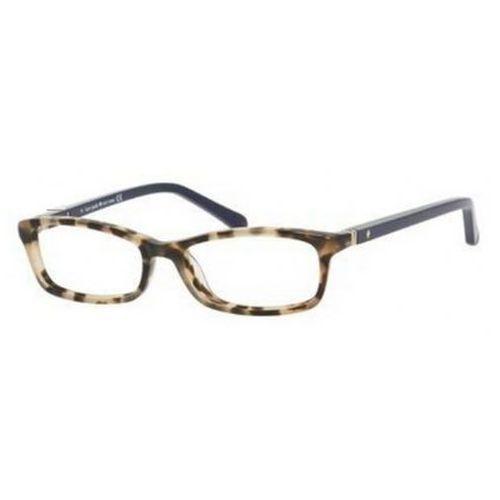 Kate spade Okulary korekcyjne  agneta 01h6 00