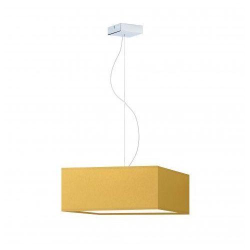 Nowoczesna lampa wisząca SANGRIA - kolor musztardowy