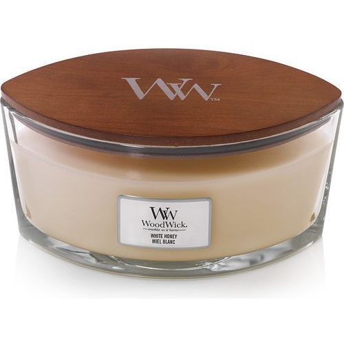 Świeca Hearthwick WoodWick White Honey