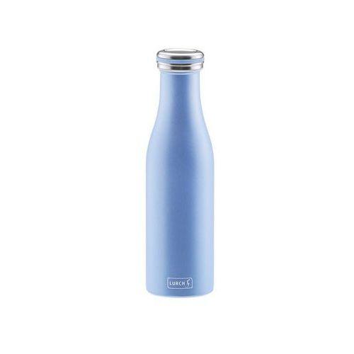 - butelka termiczna, 0,50 l, granatowa - granatowy marki Lurch