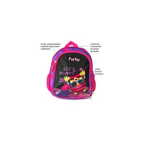 Plecaczek FURBY Furbish plecak mały 5171239 GRATIS, 5903235171239